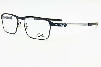 NEW OAKLEY OX5124-0353 BLUE TRUSS ROD TITANIUM AUTHENTIC RX EYEGLASSES 53-17-143
