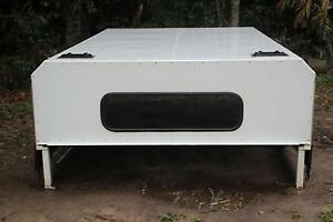 Toyota Hilux canopy Speewah Tablelands Preview