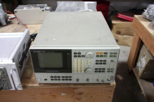HP 3563A Control System Analyzer