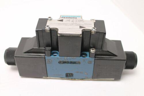 MANNESMANN REXROTH 4WE6G61 / EW110N9DA Hydraulic Control Valve