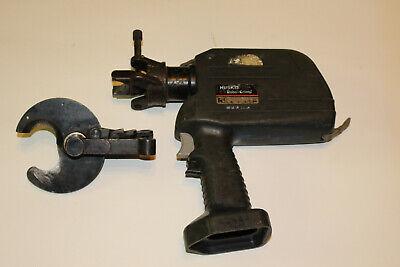 Huskie Rec-558u Crimper Cutter With 25cat Attachment