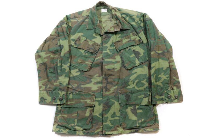 US 1969 Vietnam era ERDL Jungle Jacket