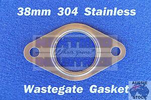 Stainless Steel External Wastegate Gasket - 38mm Flange suit HKS Turbosmart Tial