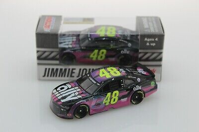"""2020 JIMMIE JOHNSON #48 Ally / Danny """"The Count"""" Koker 1:64"""