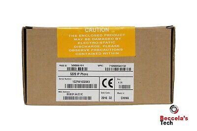 Brand New Mitel 5320 Ip Business Office Phone Sealed Box Pn 50006191