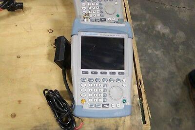 Rohde Schwarz Fsh3 3 Ghz Spectrum Analyzer