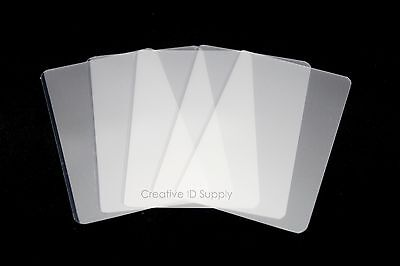5 MIL BUSINESS CARD LAMINATING POUCHES 2-1/4