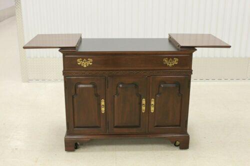 Ethan Allen Georgian Court Cherry Expandable Cabinet - Buffet #11 - 6237
