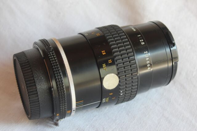 Nikon Micro-Nikkor 55mm f/2,8, AIS