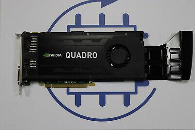 Nvidia Quadro K4000 3GB GDDR5 Desktop Grafikkarte