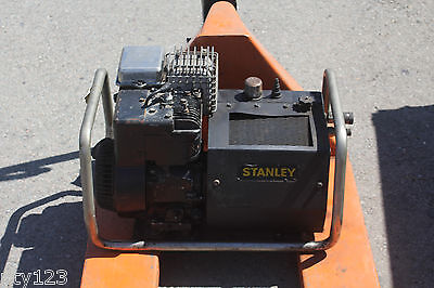 Stanley Power Unit Pump Hp-5 Hydraulic 2000psi