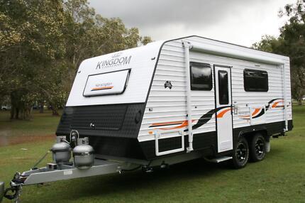 Awesome 2011 OFF Road Jayco Expander Caravan  Caravans  Gumtree Australia