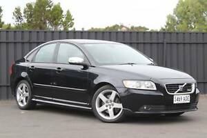 2009 Volvo S40 S R-Design Sedan 4dr Geartronic 5sp 2.5T [MY10] Mile End South West Torrens Area Preview