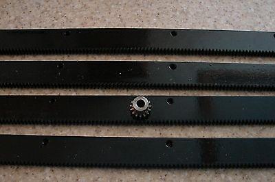 Cnc Stepper Motor Mech Rack Gear 96 Rack 4x24pcs A 15t 516 Pinion Gear
