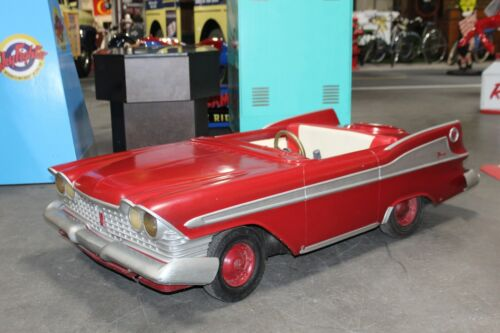 1959 Plymouth Fury Dealer Promotional Power Car Go-kart by Powercar Co.
