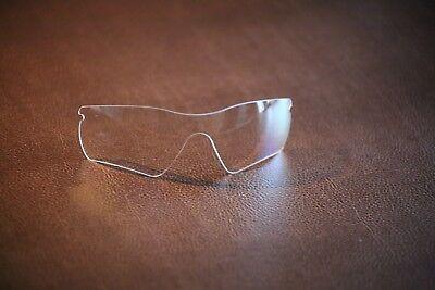 PolarLenz Clear / Transparent Replacement Lens for-Oakley Radar Path sunglasses