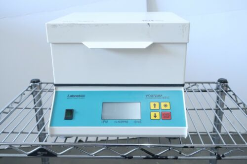 National Labnet VorTemp 56 EVC Microtube Microplate Shaking Incubator