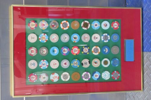 """Vintage Casino Chips,ON SALE """"NOW"""""""