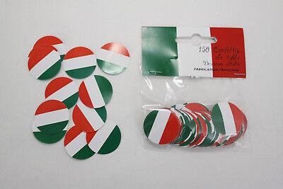 Italien Konfetti Tischdekoration Streudeko 150 Stück Tischkonfetti