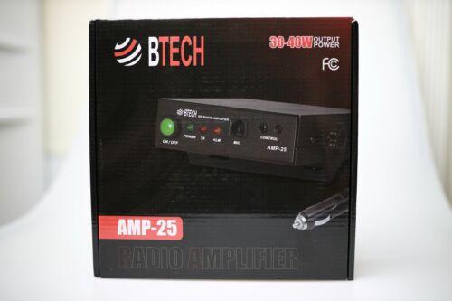 AMP‑U25D - UHF (+DMR) Radio Power Amplifier New