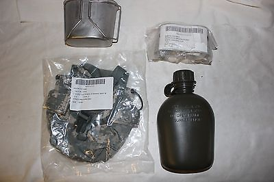US Military Issue  Canteen , Cup and Cover with Stove Complete Set