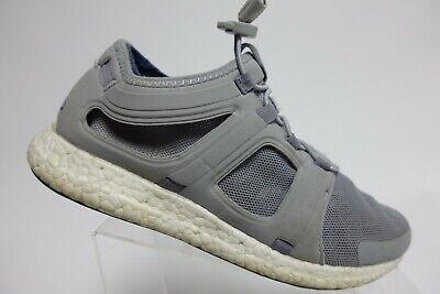 ADIDAS Pure Boost Grey Sz 8 Men Running Shoes