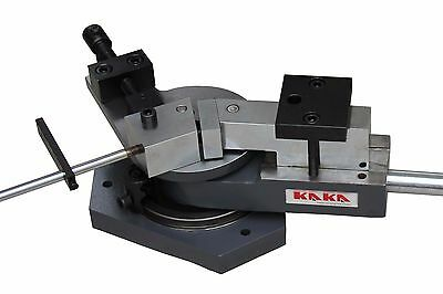 Kakaind Sbg40 Heavy-duty Universal Bender Flat Square Round Bar Metal Bender