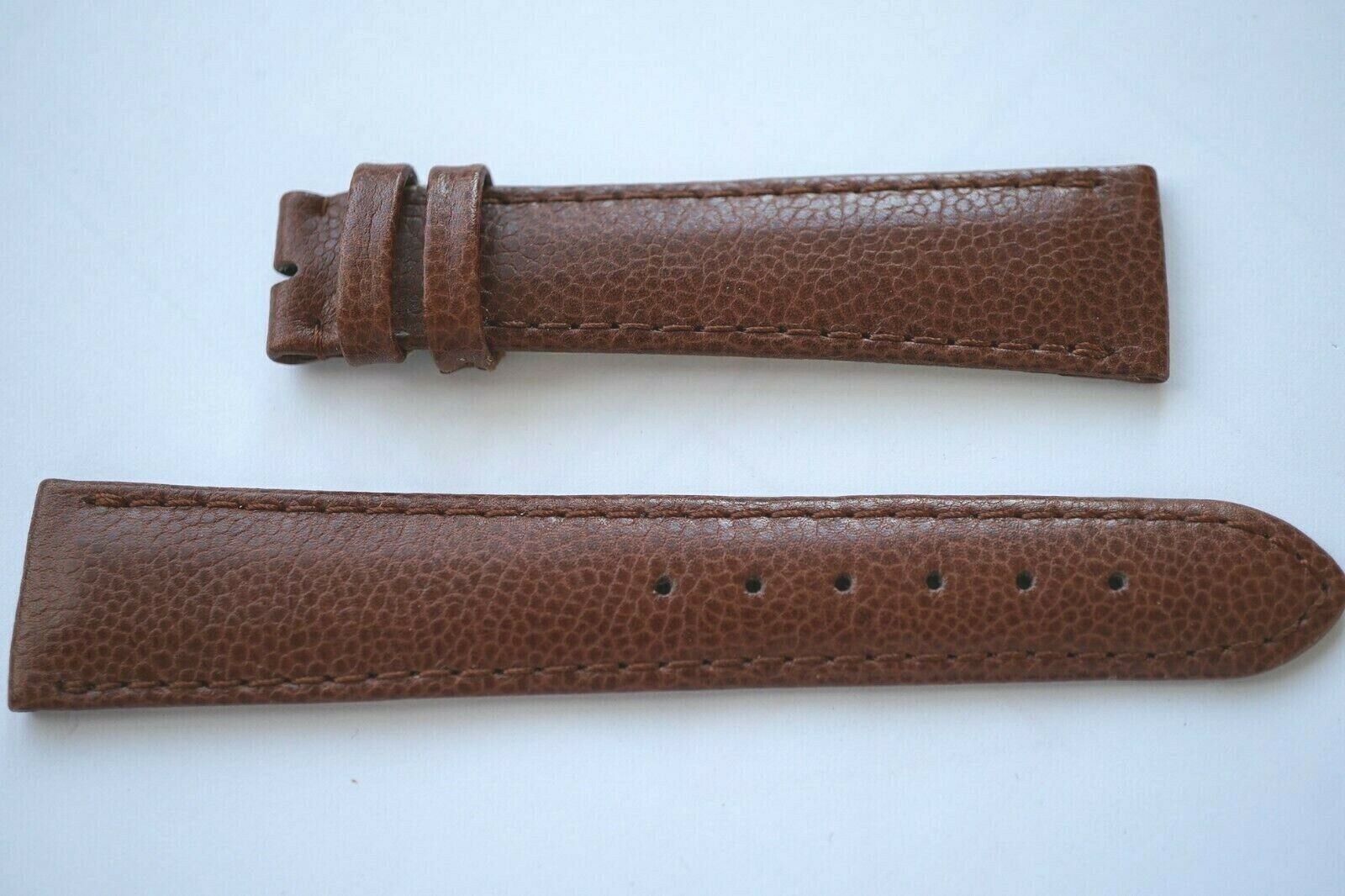 Zenith  leather  watch band   new genuine 20mm