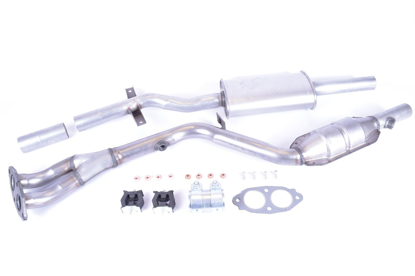 Details about BMW 316i & 318i E46 (N42,N46) 09/01-12/05 TYPE APPROVED  CATALYTIC CONVERTER CAT