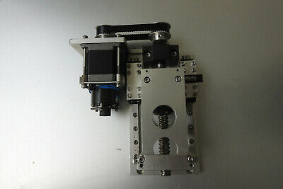 Linear Precision Ballscrew Actuator Z-axis 7.5cm Travel With 2 Phase Stepper