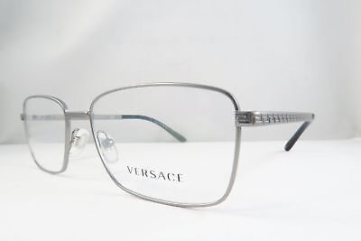 Versace MOD 1227 1351 Silver New Authentic Eyeglasses 53mm - 31