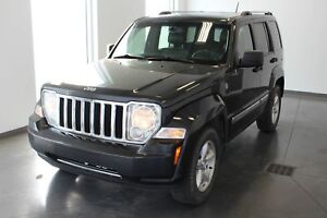 JEEP LIBERTY LIMITED 4X4+CUIR+TOIT+MAGS