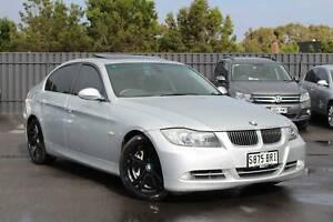 2007 BMW 335i E90 MY08 Sedan North Brighton Holdfast Bay Preview