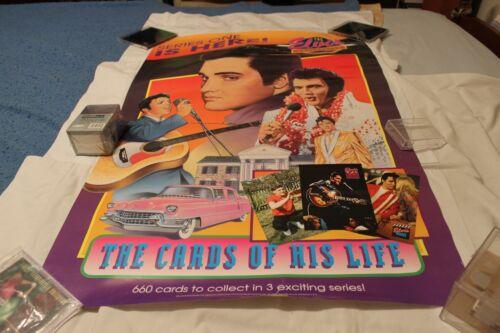 Elvis Promo Poster-ELVIS COLLECTION  SERIES 1