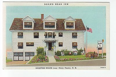 Boars Head Inn Hampton Beach Nh