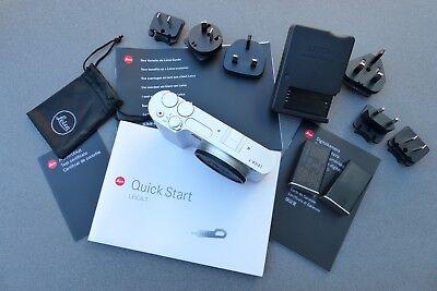 LEICA T Digitalkamera Gehäuse (Typ 701) sehr gepflegt