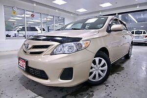 2012 Toyota Corolla  CE, ONE OWNER,CLEAN CARPROOF, NON SMOKER, F