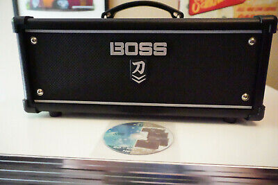Boss Katana 100 MkII 100 Watt Guitar Amplifier Head - Free Shipping to 48 States