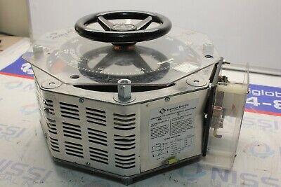 Superior Electric Powerstat 1295d Variable Autotransformer 1 240v 35a 9.8kva