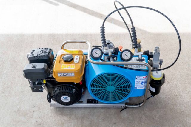 Oceanus Portable Dive Compressor | Other Sports & Fitness ...