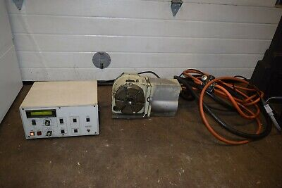 Yuasa Sudx-170 Indexer 4th Axis Rotary Table With Udnc-100 Controller