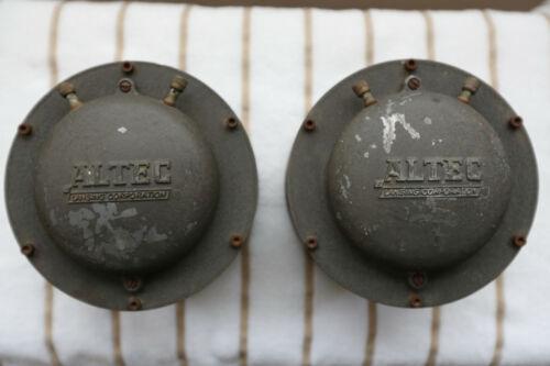 Vintage Altec Lansing 288B Horn Drivers (Pair)