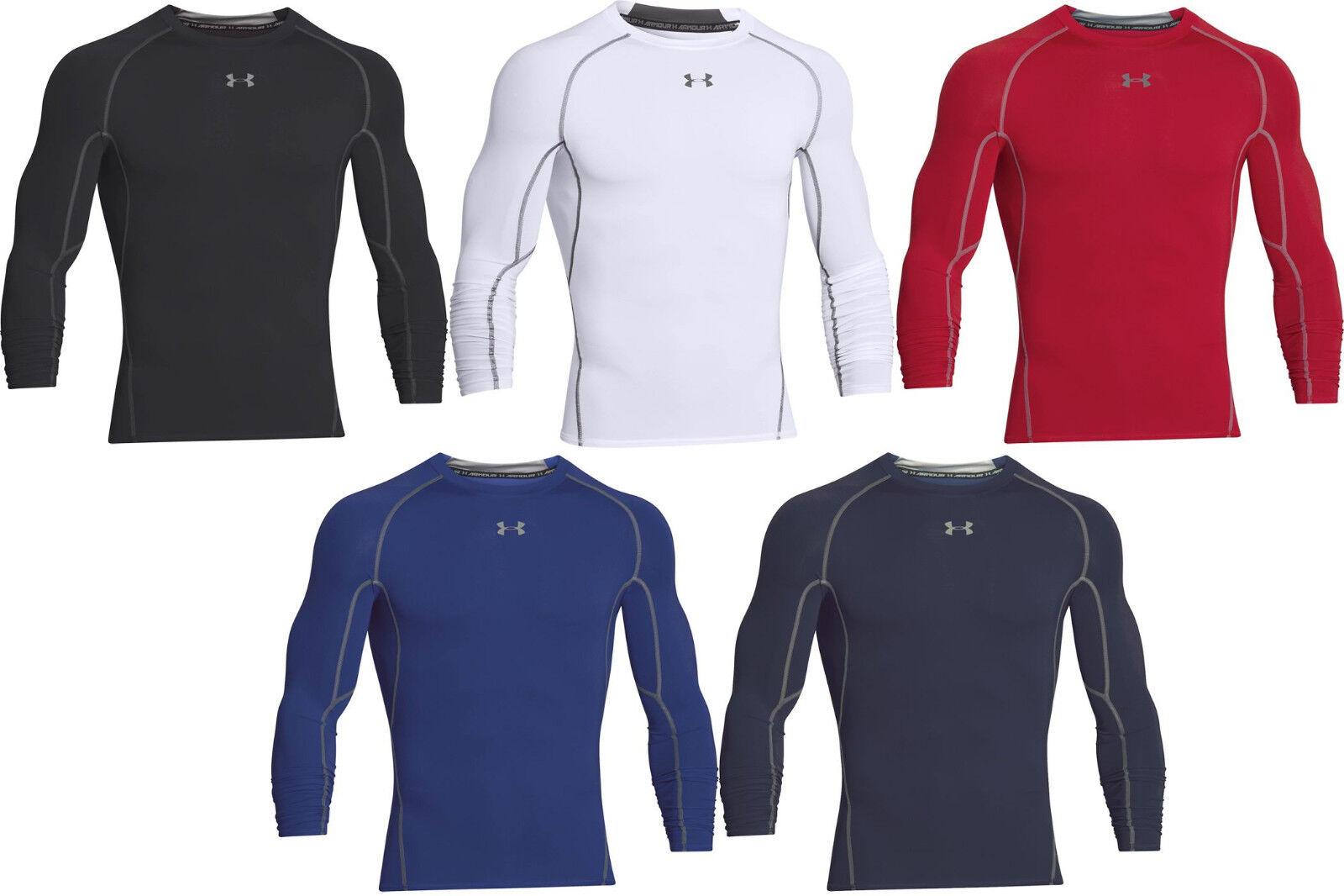 heatgear compression men s long sleeve shirt