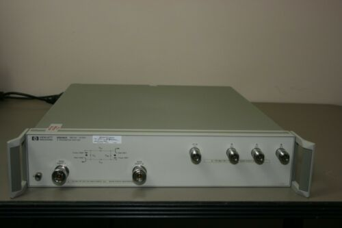 HP 85046A S-Parameter Test Set, 300khz-3Ghz, Fully Tested, 30 day Warranty