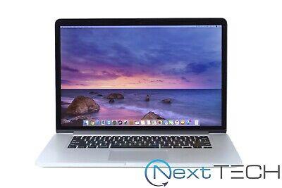 """Apple Macbook Pro Retina 15"""" Up to 2.8Ghz i7 2015 16GB 1TB SSD BTO + WARRANTY"""