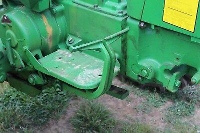 John Deere Tractor 420 430 440 Foot Rest Right Farmerjohnsparts