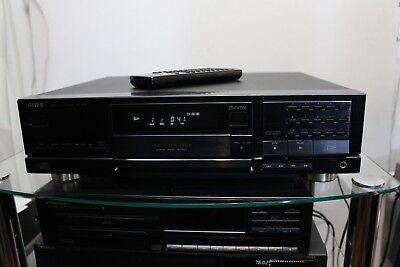 AIWA XC-500E HIFI STEREO COMPACT DISC PLAYER CD SPIELER DIGITAL OPTICAL OUT TOP