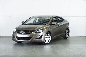 2014 Hyundai Elantra GL CERTIFIED Finance for $42 Weekly OAC