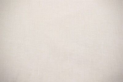 4 Ounce Fabric (Bright White 4 oz 100% Cotton Lawn Sheer Apparel Fabric Shirting Dress 58