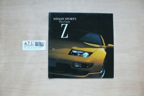 JDM Nissan Fairlady Z 300zx Z32 book sales brochure catalogue